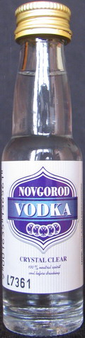 Novgorod vodka