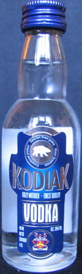 Kodiak vodka