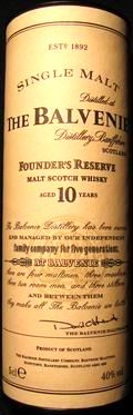 The Balvenie