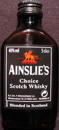 Ainslie`s