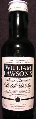 William Lawson`s