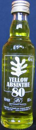 Yellow absinthe