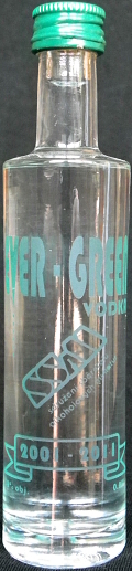 Ever-Green vodka SSaM