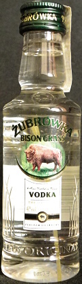 Źubrówka