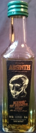 Absinth King of spirit Gold
