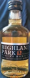 Highland Park Viking Honour Single Malt Scotch Whisky