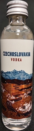 Czechoslovakia vodka