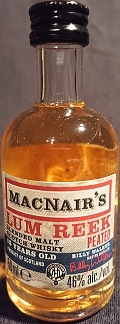 MacNair`s Blended Malt Scotch Whisky