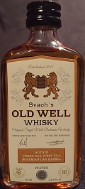 Svach's Old Well whisky