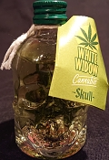 White Widow Cannabis Skull L`OR Special drinks