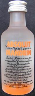 Absolut mandrin