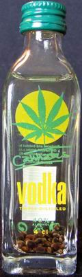 Cannabis Vodka