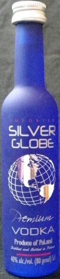Silver Globe