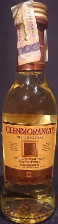 Glenmorangie The Original Highland Single Malt Scotch whisky